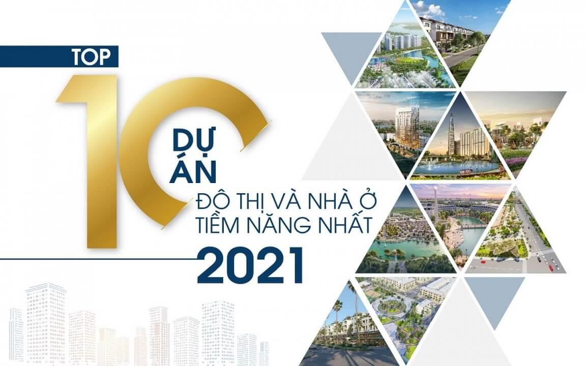 Dự án thành phố vệ tinh của Thắng Lợi Group vào Top 10 dự án đô thị và nhà ở tiềm năng nhất 2021